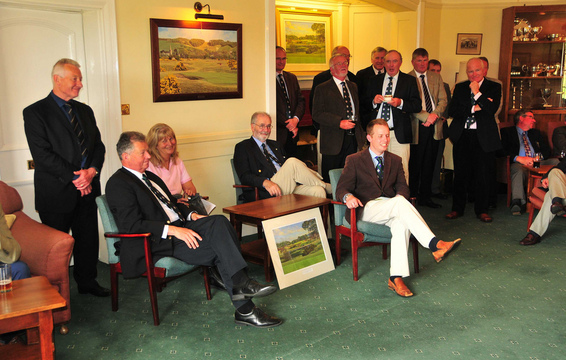 Ganton - The Golf Club Secretary Final; 2011