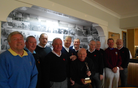 Northern Counties winning Team Trevose 2012