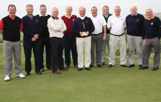 Northern Counties winning Team Trevose 2011